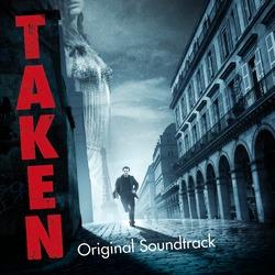 Pochette de l'album Taken - 2008 - Nathaniel Mechaly